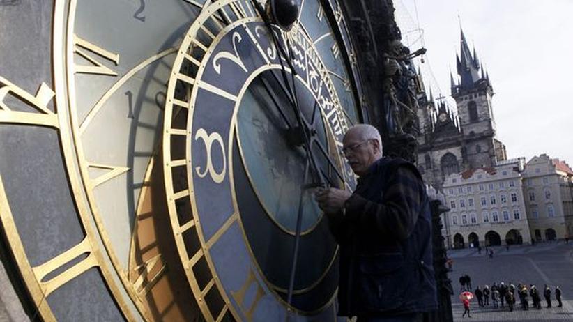 Zeitumstellung: Eisenbahner erfanden Europas Zeit