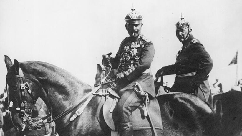 Aufrüstung 1913: Mit Gewalt in den Ersten Weltkrieg