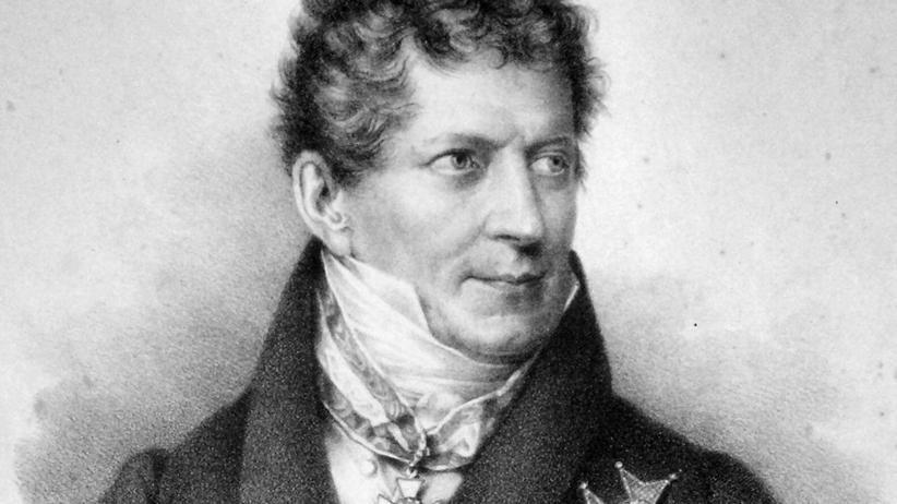 Friedrich von Gentz: Der Sekretär Europas