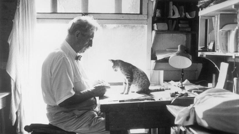 Urwaldhospital: Albert Schweitzer, der Urwalddoktor am Klavier