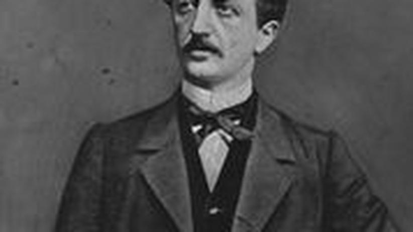 Salonlöwe, Preuße, Sozialist: Ferdinand Lassalle (1825 bis 1864)