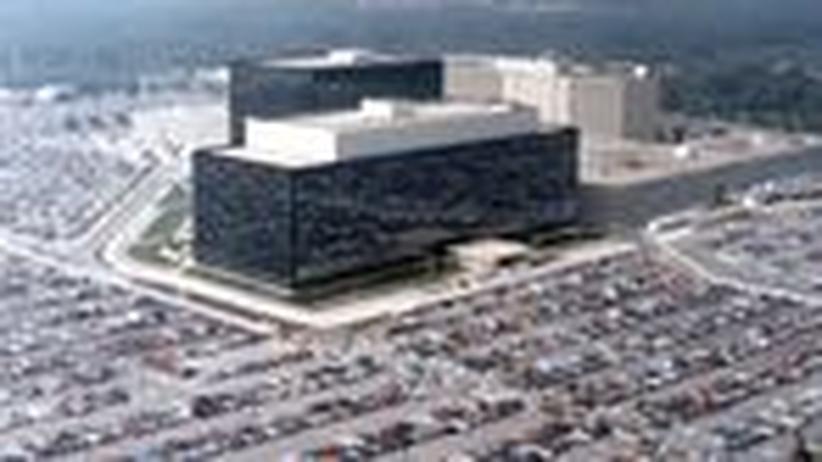 Geschichte des Geheimdienstes: Fort Meade, das Hauptquartier der NSA (Archiv)