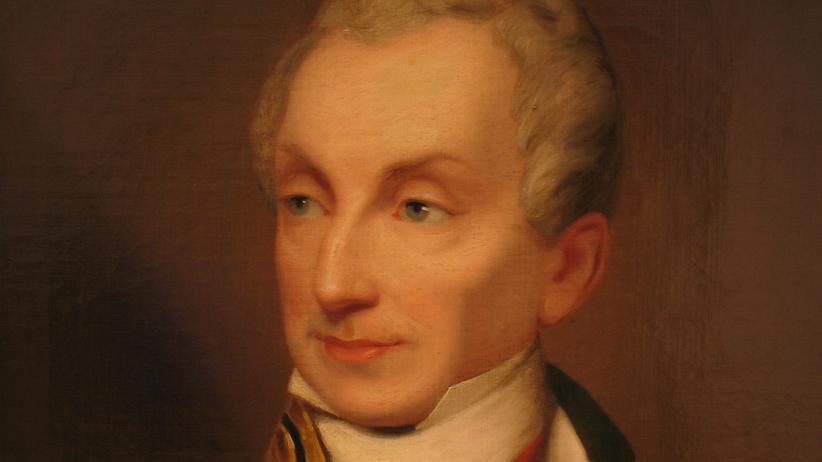 """Reizfigur Metternich: """"Lobhudeleien, aber auch Aufrufe zu einem Attentat"""""""