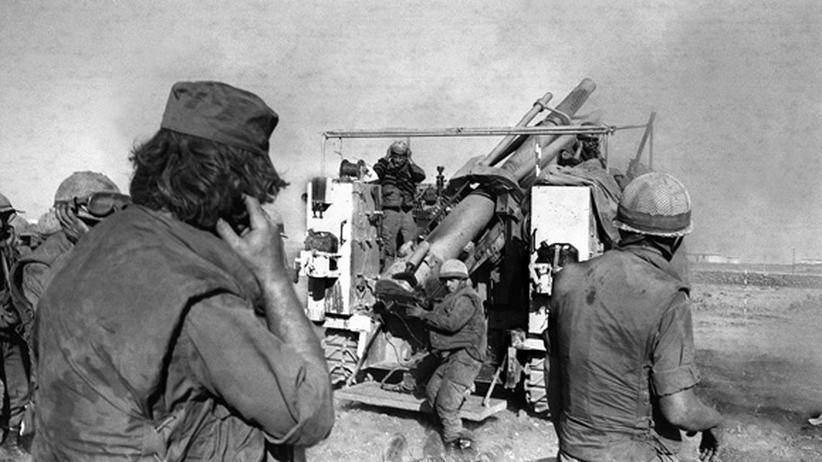 Jom-Kippur-Krieg: Als Amerika der entscheidende Faktor in Nahost wurde