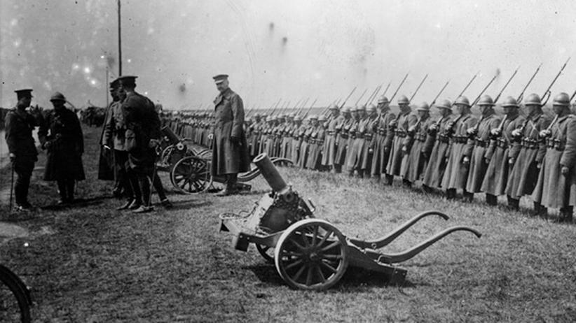 "Erster Weltkrieg: ""Das System war krank"""