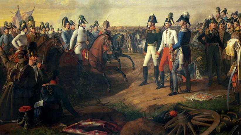 Völkerschlacht: Adieu Napoleon