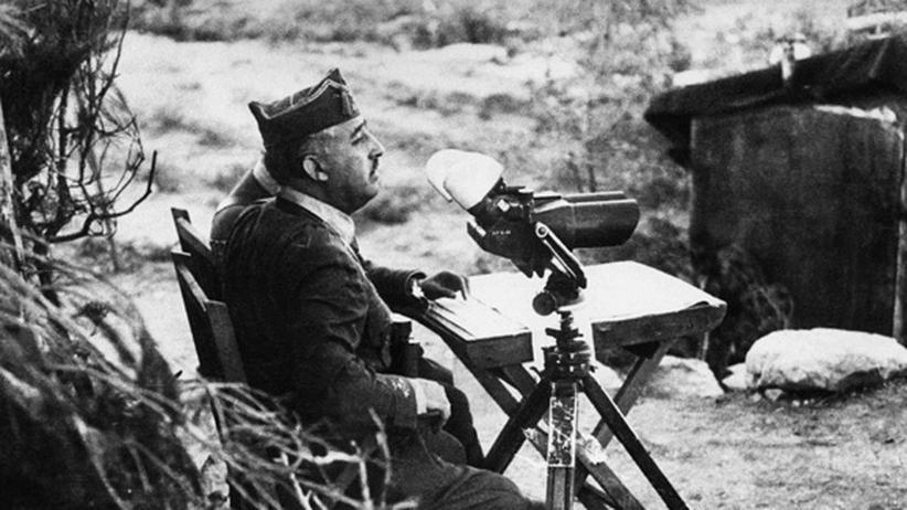 Spanischer Bürgerkrieg: Franco, Faschist mit Gottes Segen