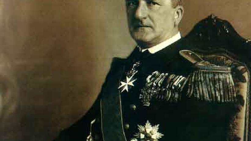 Ungarn: Admiral Miklós Horthy war von 1920 bis 1944 Staatsoberhaupt des Königreiches Ungarn,