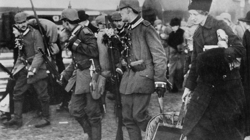 """Erster Weltkrieg: """"Ich empfehle einen Krieg"""""""