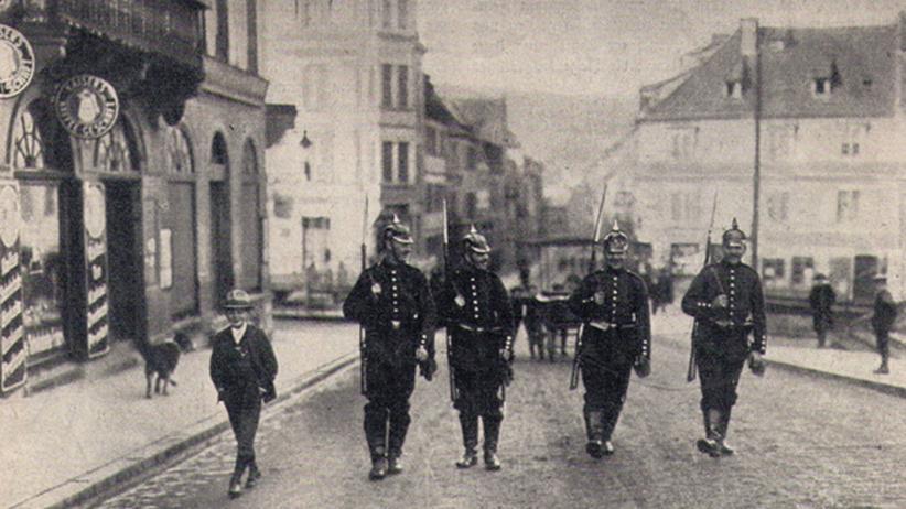 Deutsches Kaiserreich: Die letzte Provokation vor dem Weltkrieg