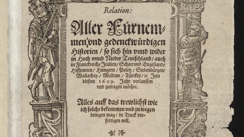 Geschichte der Zeitung: Keine Kritik am Kaiser, bitte