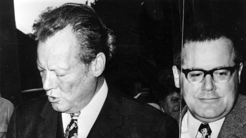 Willy Brandts Rücktritt: Spion Guillaume, Schlussakt einer Kanzlerschaft