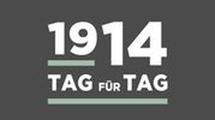 Klicken Sie auf das Bild, um den Weg in den Ersten Weltkrieg multimedial nachzuverfolgen.