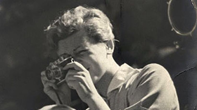 """""""Denn Du bist nur eine Frau"""" (3):  Gerda Taro in Spanien, Juli 1937"""