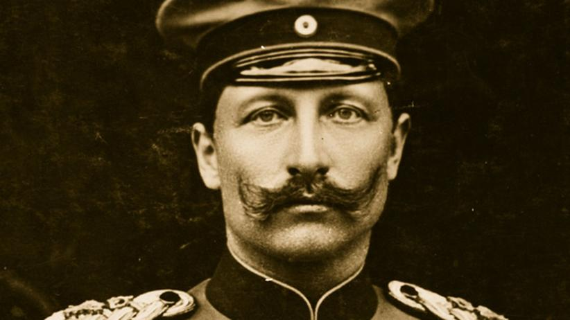 Kaiser Wilhelm II. Erster Weltkrieg