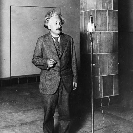 Albert Einstein: Meine Meinung über den Krieg