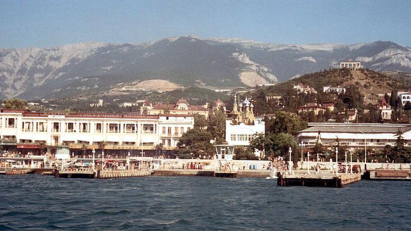 Jalta Krim Ukraine Geschichte Sowjet