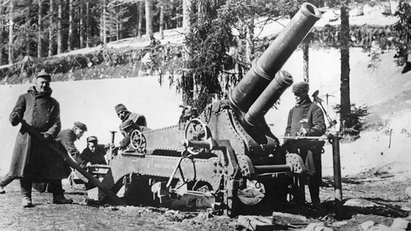 """Erster Weltkrieg: """"1914 kamen die Schrecken in die Welt"""""""