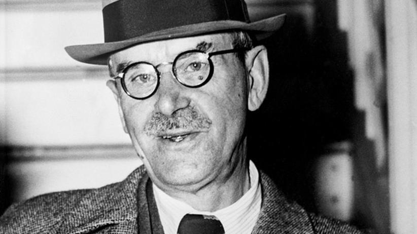 Thomas Mann: Der Weltkrieg wird zum Bruderzwist