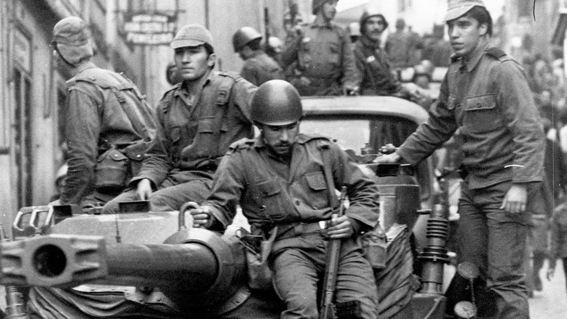 Nelkenrevolution: Portugals vergessene Revolution