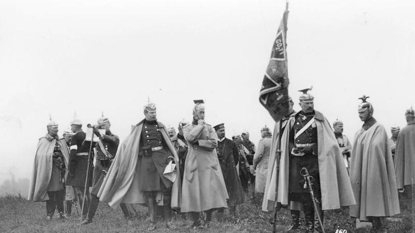 Erster Weltkrieg: Das Deutsche Kaiserreich wollte den Krieg