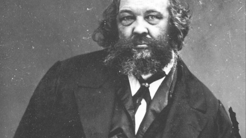 Anarchist Michail Bakunin: Der Räuber ist der wahre Held