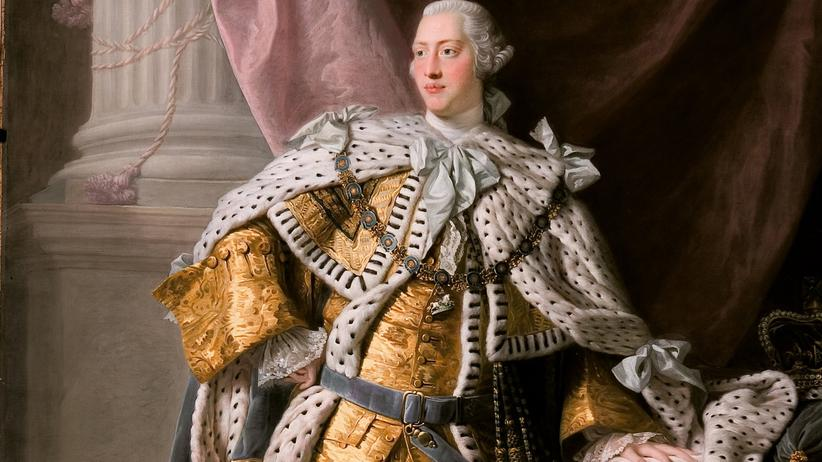 Monarchie England Georg III. Hannover Welfen