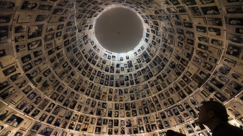 Shoa Holocaust Gedenken Yad Vashem