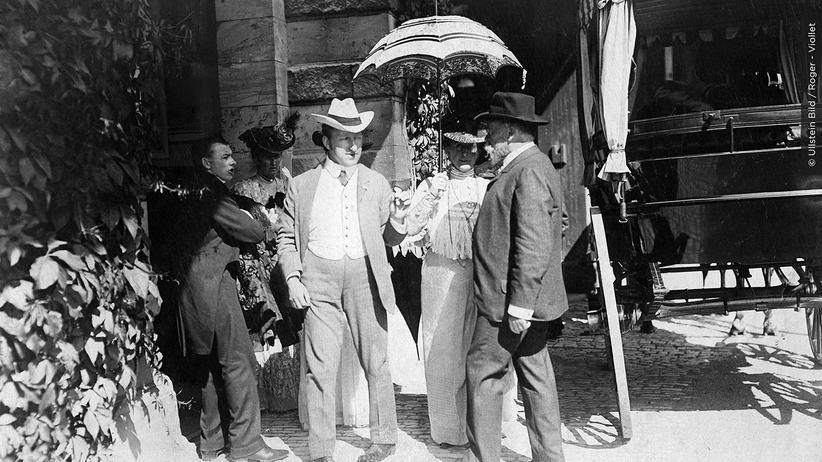1914 Tag für Tag: Bayreuth hat einen neuen Heldentenor