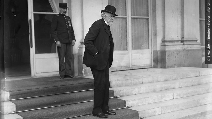 1914 Tag für Tag: Ein Linker muss die Wogen glätten