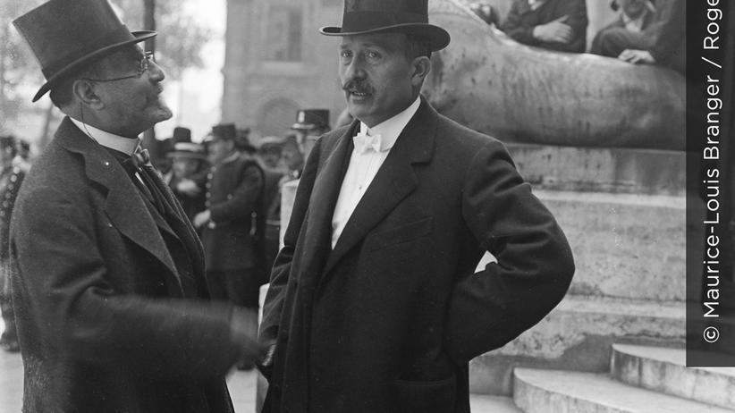 1914 Tag für Tag: Drei Jahre Wehrdienst, um die Deutschen zu schlagen?