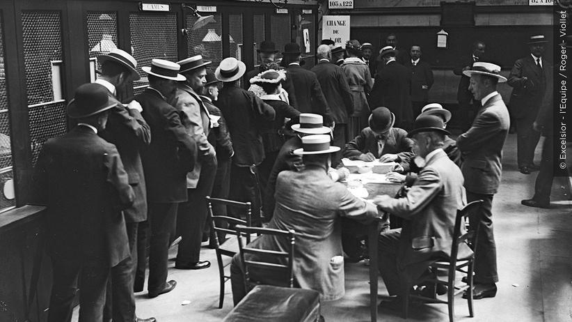 1914 Tag für Tag: Um Goldes Willen!