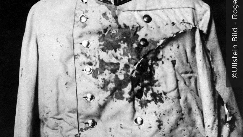 1914 Tag für Tag: Österreich unter Schock nach dem Mord an Franz Ferdinand