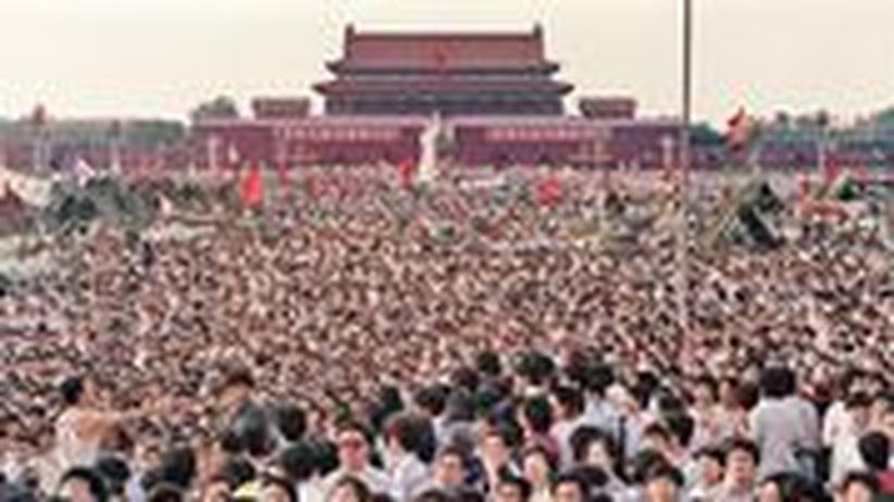 Tiananmen Massaker Jahrestag