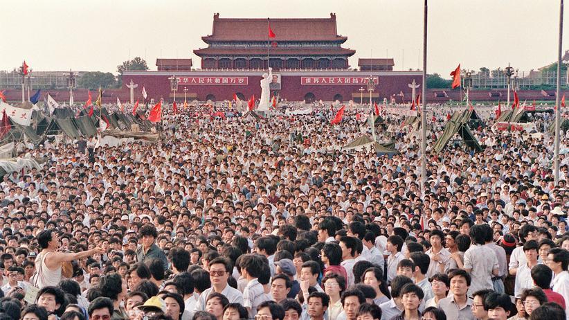 Tiananmen-Massaker: Als der Platz des Himmlischen Friedens zur Hölle wurde