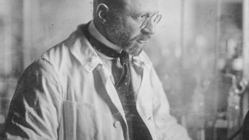 Erster Weltkrieg: Der Ehemann, vernarrt in Chemiewaffen