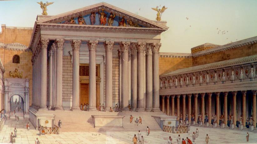 Kaiser Augustus: Der Frieden wird aus Marmor gebaut