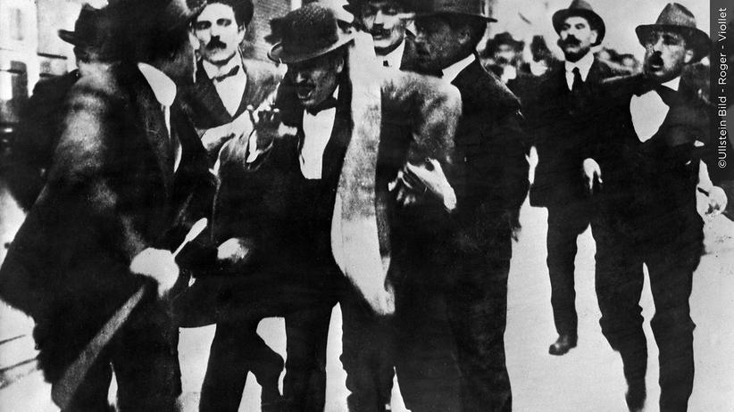 1914 Tag für Tag: Quo vadis, Italien?