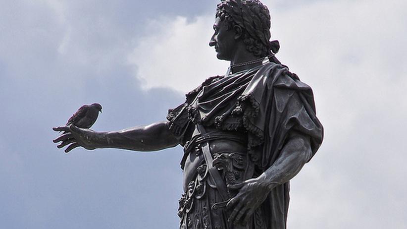 Römisches Reich: Octavian, der brutale Retter