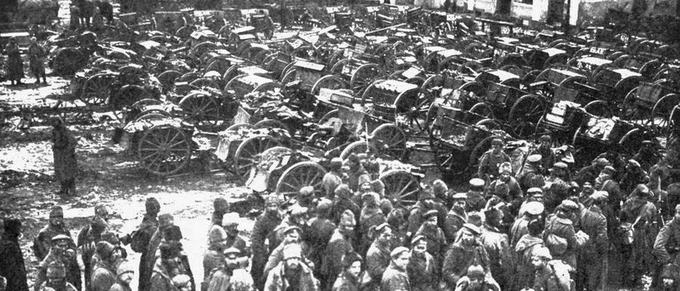 Erster Weltkrieg: Der Mythos vom unverwüstlichen Ostpreußen