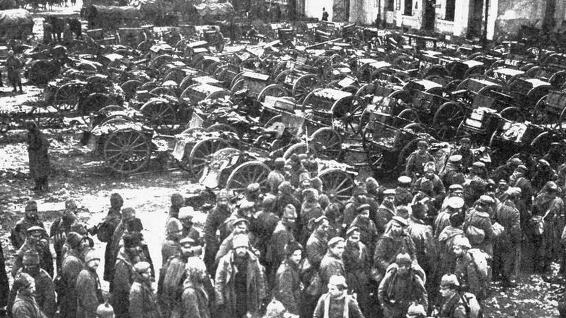 Erster Weltkrieg: Der Mythos von Tannenberg