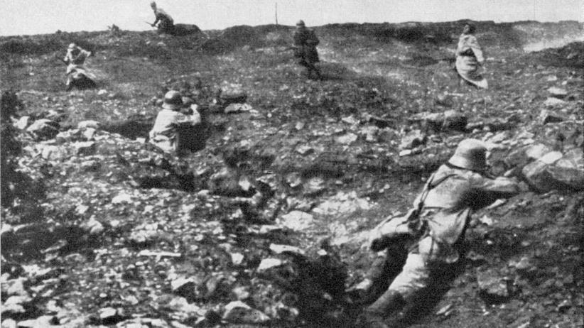 Erster Weltkrieg: Der Krieg, der die Welt das Fürchten lehrte