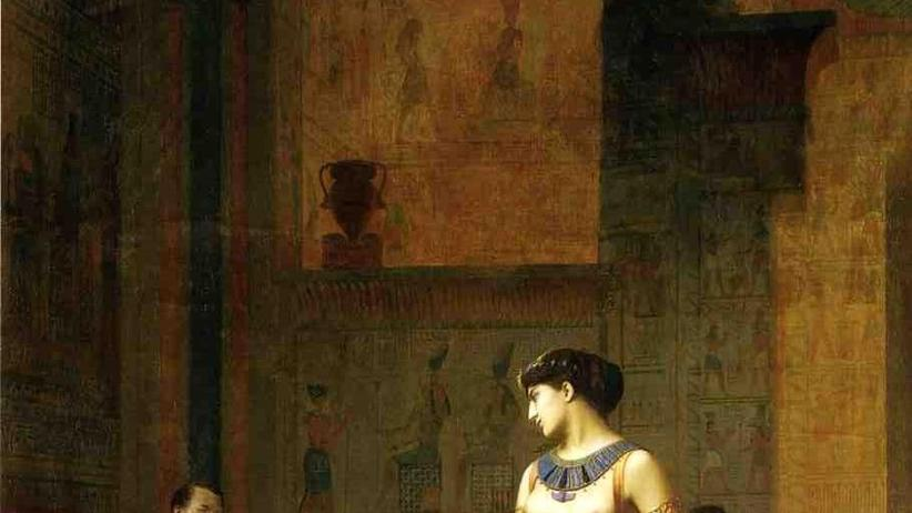 Kleopatra: Die Königin, die den Römern den Kopf verdrehte