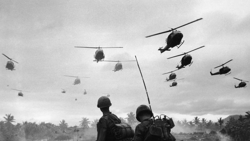 Amerikas Albtraum: Vor 50 Jahren begann der Vietnam-krieg