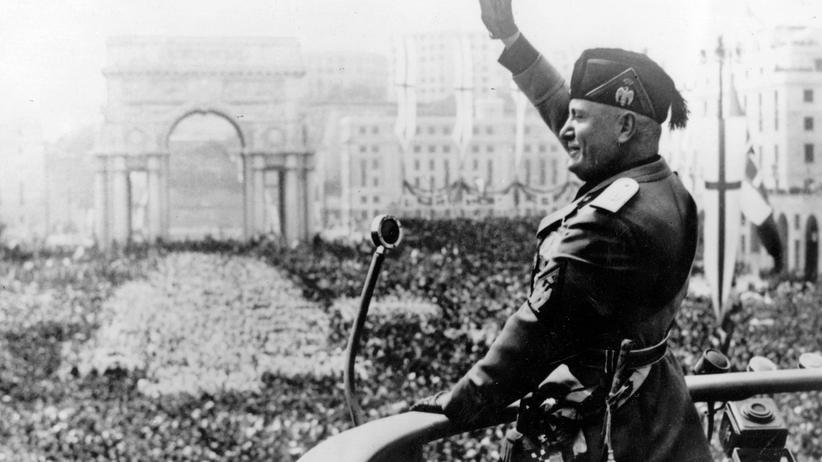 """Römisches Reich: """"Mussolini hat sich an Augustus orientiert"""""""