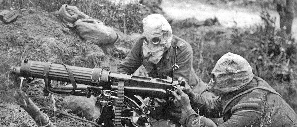 Erster Weltkrieg: Werkzeuge für das grausame Gemetzel