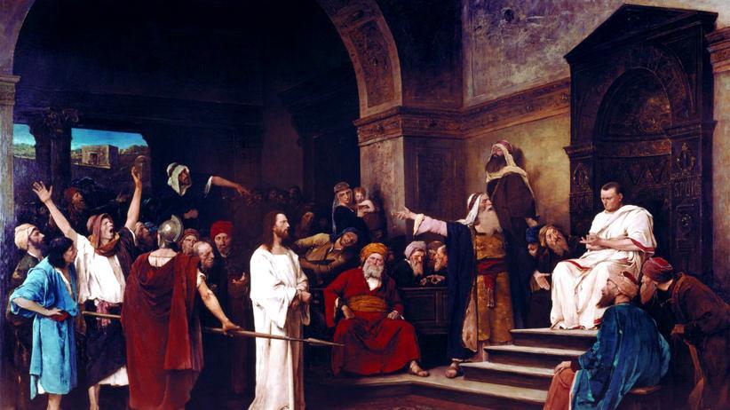 Jesus von Nazareth: Der Messias und sein Kaiser