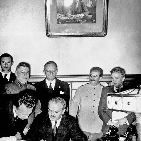 Hitler-Stalin-Pakt: Stalin wollte das Baltikum, und er bekam es