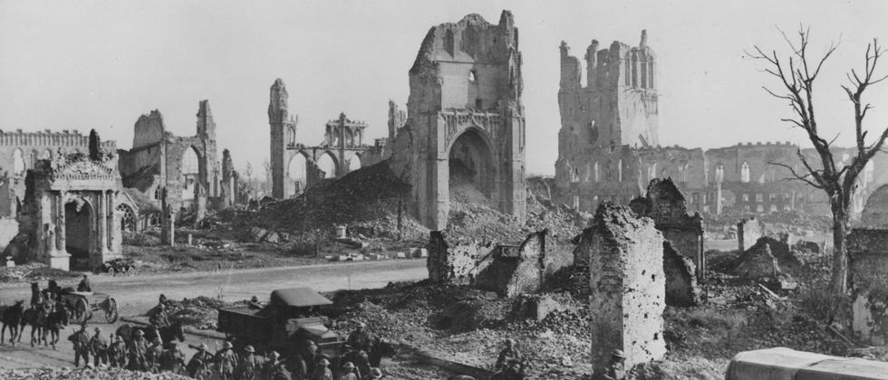 Erster Weltkrieg: Und erlöse uns von der Kriegsschuld