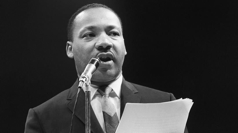 Martin Luther King: Ohne Pass in die DDR
